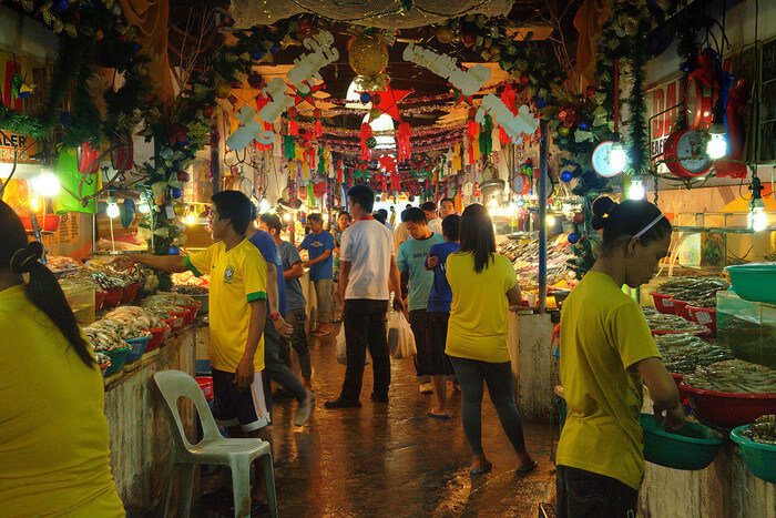 local bazaars