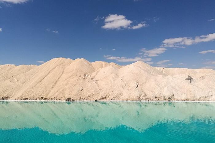 Siwa Salt Lake