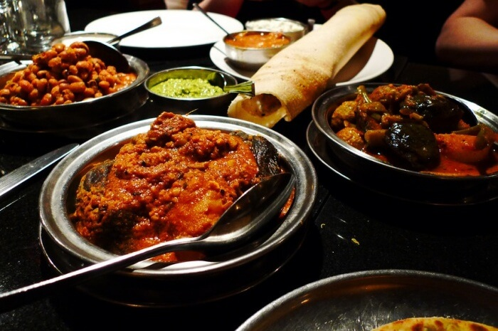 Sizzling Meals