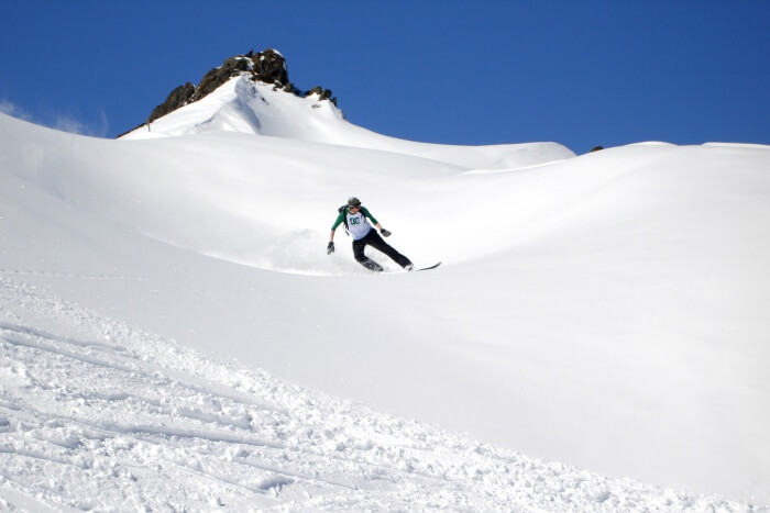 Skiing & Snowboarding, Mount Ruapehu