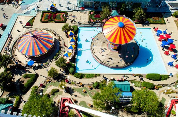 Smara Tivoli Amusement Park