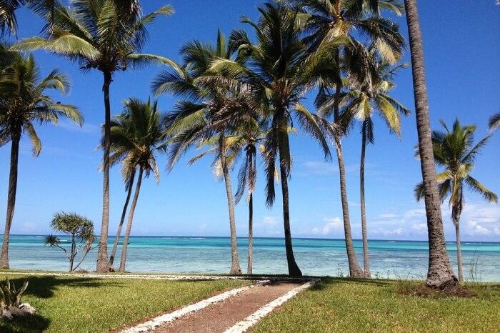Soak in the sand and sun at the Zanzibar Islands
