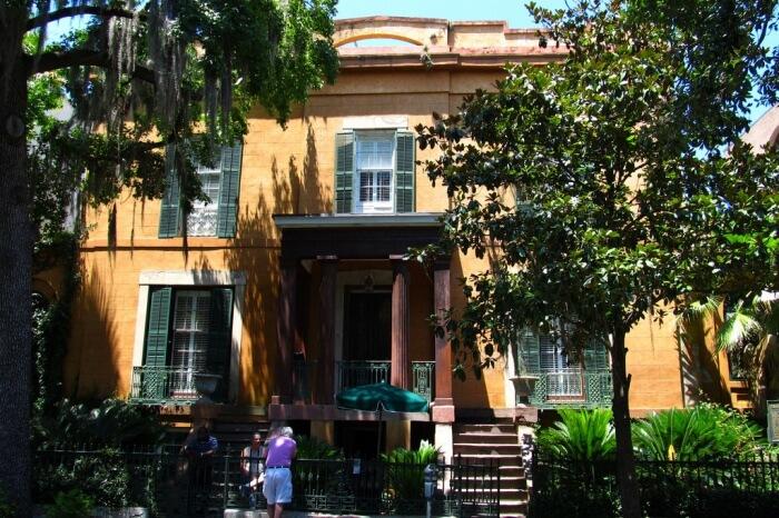 Sorrel Weed House, Savannah