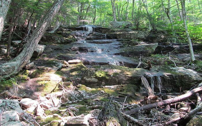 Spirit waterfall