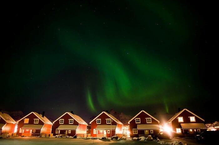 Staying in Lofoten Islands