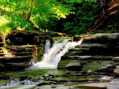 Stony_Brook_State_Park_waterfalls