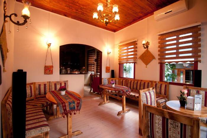 Sultanahmet Wooden House
