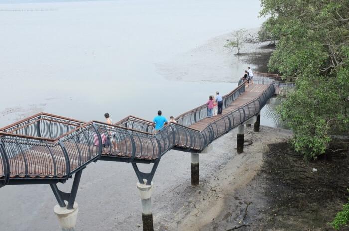 Sungei Buloh Wetland Reserve Visitor Centre
