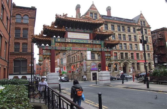 Take a tour of Chinatown