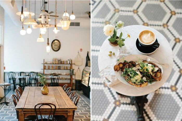 Bakery & Cafe
