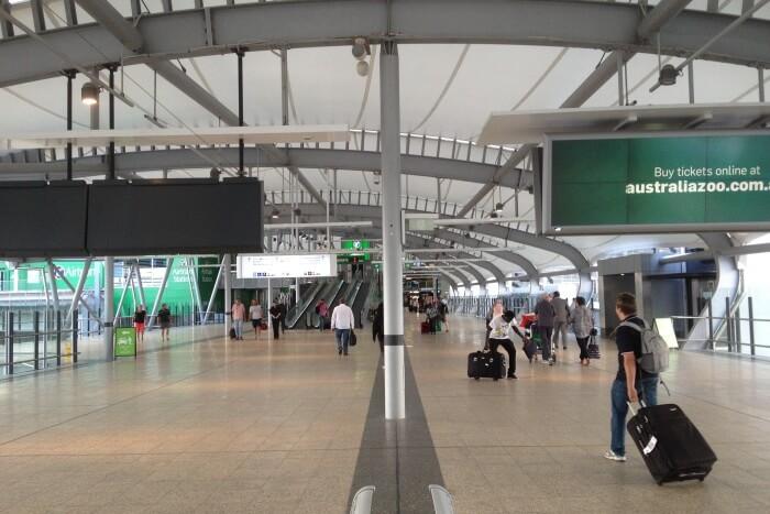 Terminals Of Airport In Brisbane