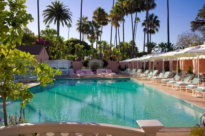 The Beverley Hills Hotel