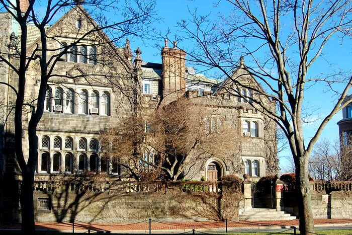 The Boston University Castle