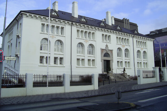 The Culture House of Iceland