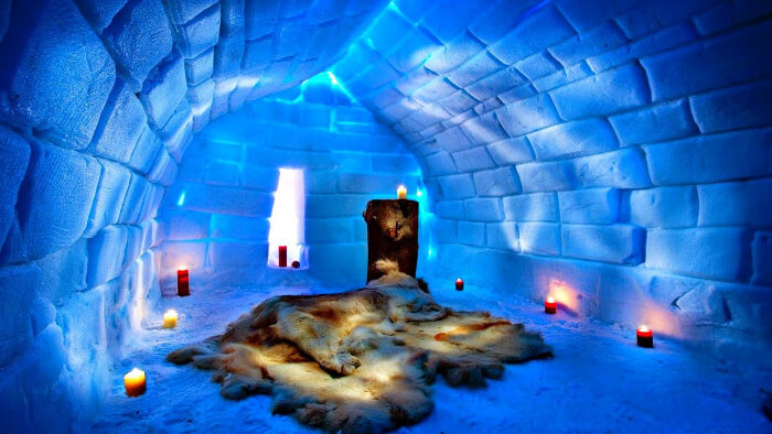 The Icehotel And Treehotel Of Sweden