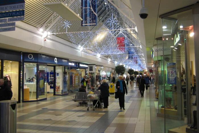 The Newton Shopping Center