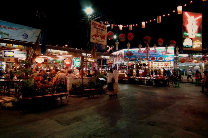 The Night Bazaar