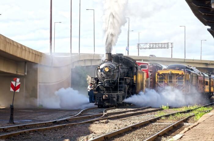 The Stourbridge Line Train Excursions