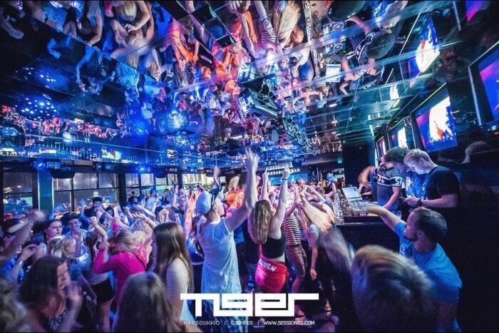 The Tiger Nightclub