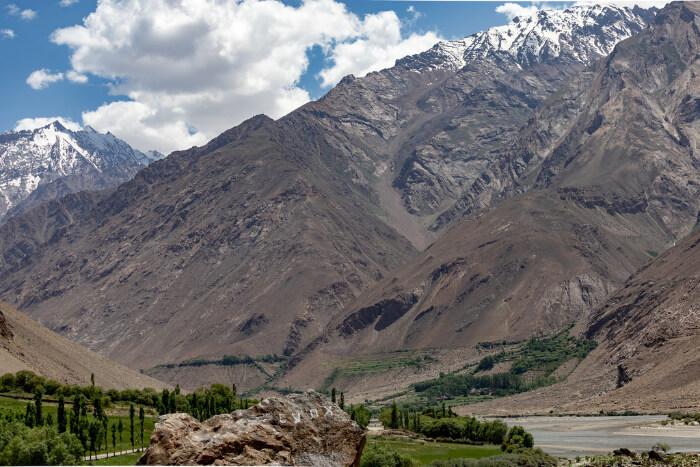 Top Bardara Valley