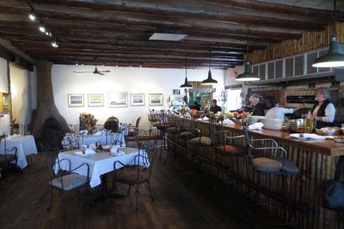 Trading Post Café- A vintage restaurant in Taos