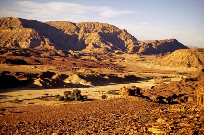 Trek to the summit of the Sinai Mountain
