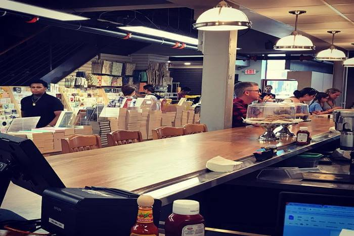Booksellers & Cafe