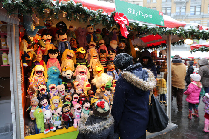Union Square Holiday Market_