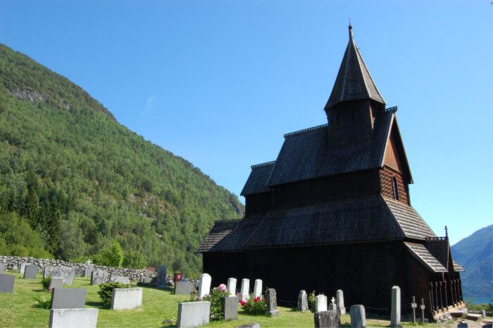 Urnes Stave Church