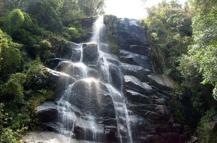 Véu da Noiva Waterfall