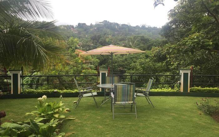 Park in the Villa