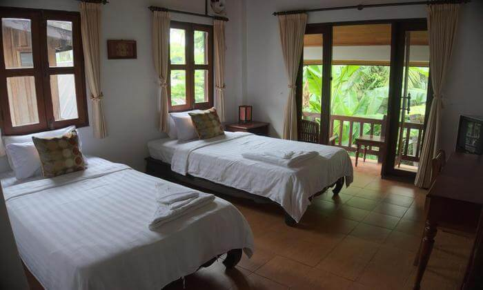 Beautiful rooms of Villa