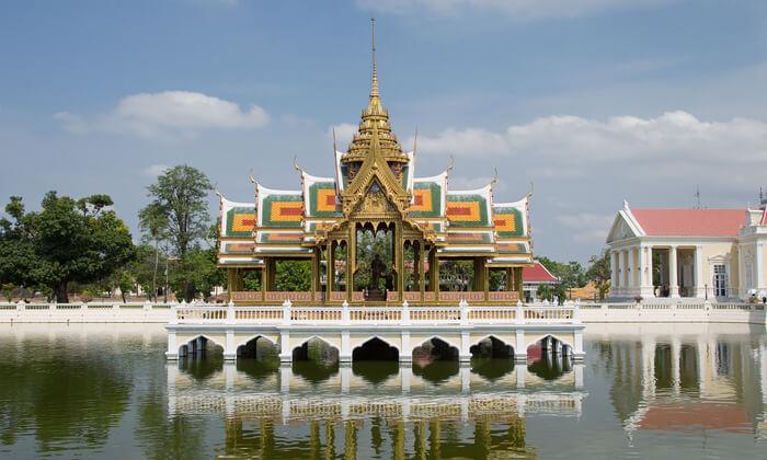 Amazing place in Ayutthaya