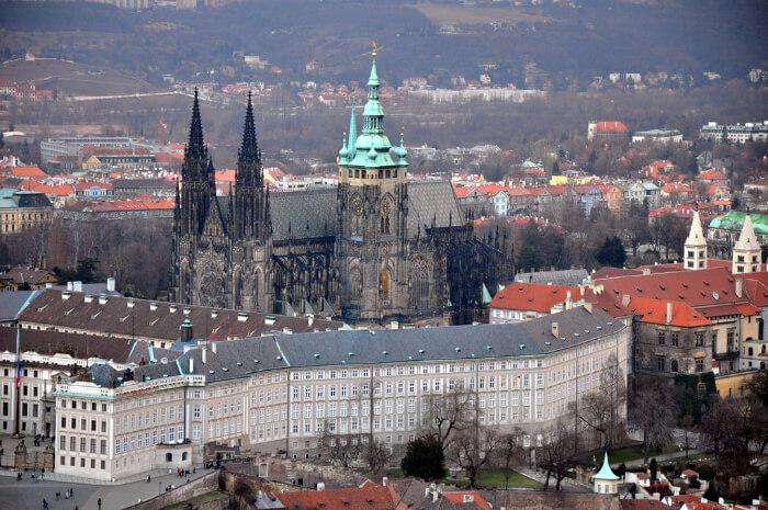 Visit The Prague Castle
