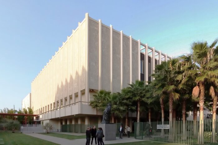 Visit the Los Angeles County Museum of Art