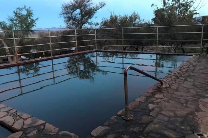 Warm Water Berg