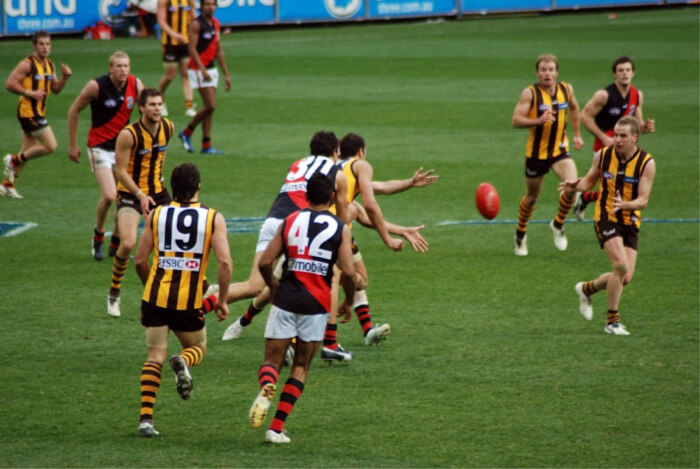 Watch an AFL game