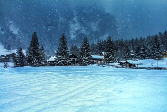 Weather In Austria In December