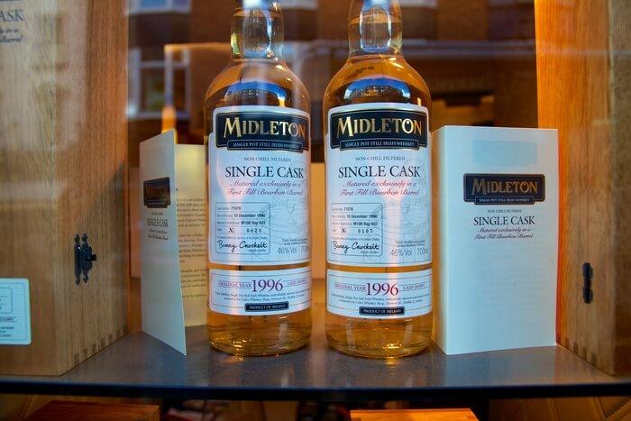 Branded Whiskey