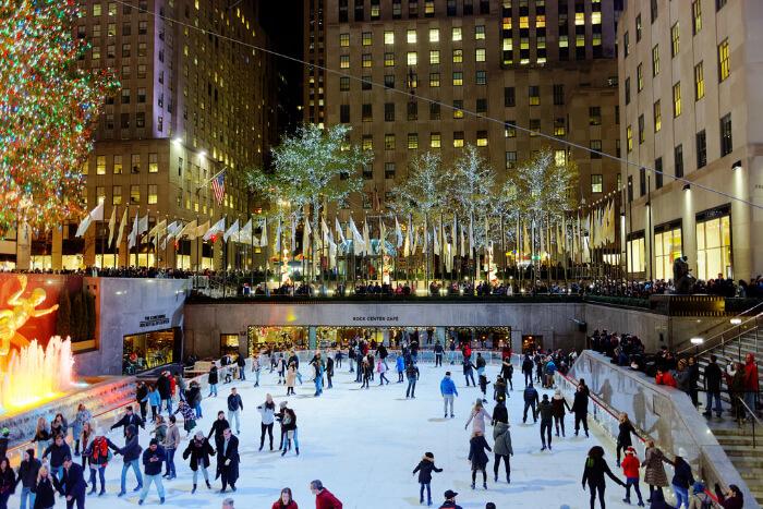 Winter Sports at NYC