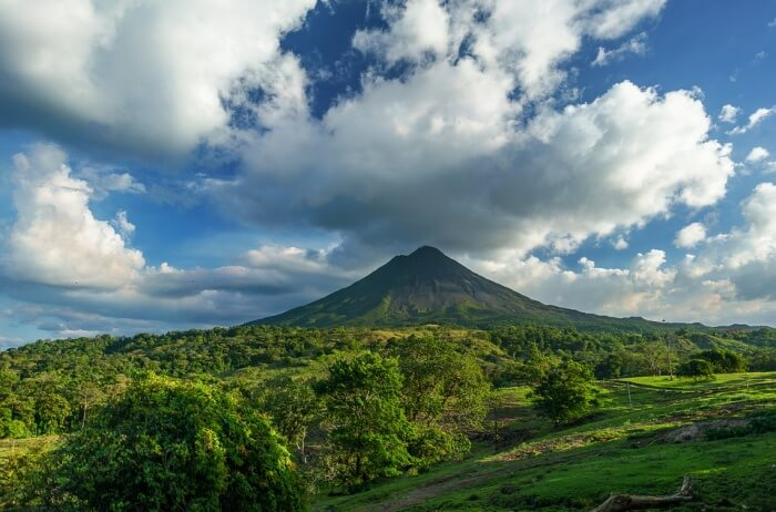 Witness The Majestic Lava Of Costa Rica