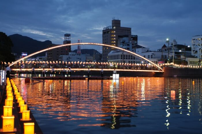 Witness the beauty of the Obon Festival