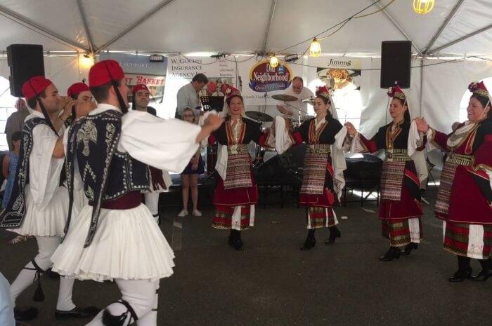 Woburn Greek Festival