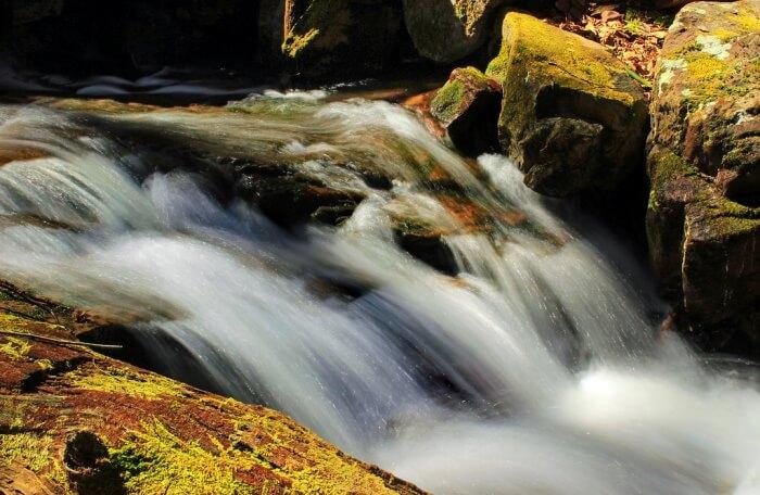 Wyanokie Falls