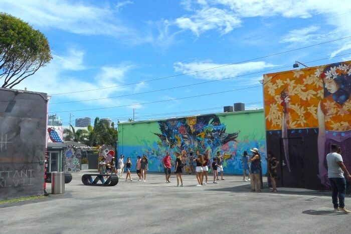Wynwood Wall Street Art