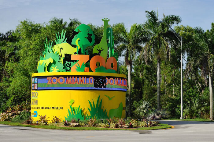 Zoological park