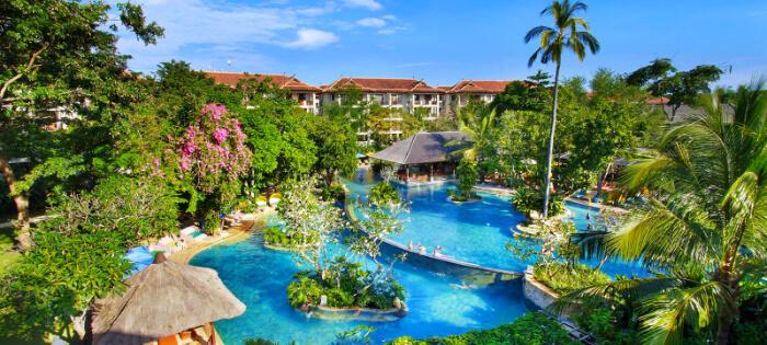 resort in bali