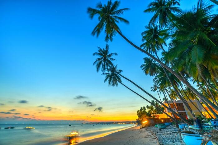 beaches in hanoi for cover