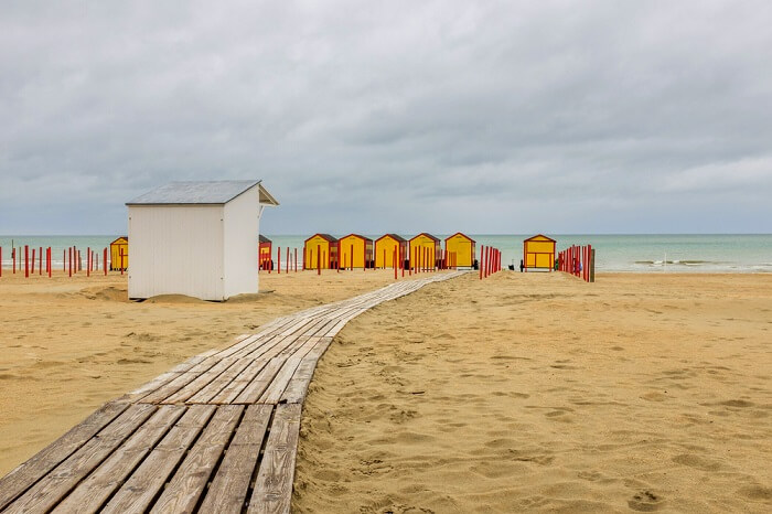 Famous and beautiful Beaches in Belgium
