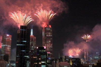 new year australia